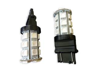 Outlaw Lights - 3157 24 SMD Amber LED Turn Signals For 1999-15 Ford Superduty