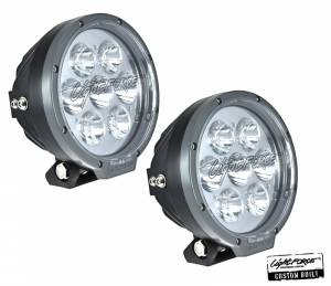 LightForce - LightForce LED 180 Driving Light Set (Spot/Flood Combo Beams)