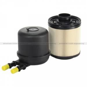 aFe Power - AFE Fuel Filters Set PRO-GUARD D2 Ford Powerstroke 2011-14 6.7L  44-FF014