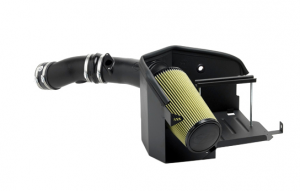 aFe Power - AFE 75-11022 | Magnum FORCE Pro-GUARD 7 WET - Stage-2 Intake System For Ford  03-07 6.0L