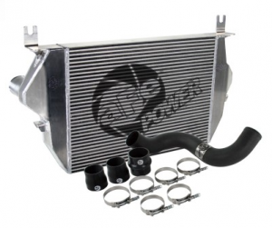 aFe Power - AFE 46-20102 | BladeRunner Intercooler w/ Tubes - Ford 6.0L Powerstroke 03-07