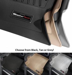 Weathertech - Weathertech Floor Liners for Ford Super Duty