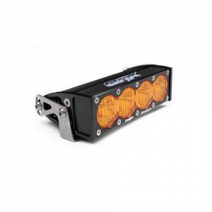 "Baja Designs - OnX 8"" LED Light Bar - Amber Wide Driving Pro Series by Baja Designs (45-0814)"