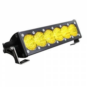 "Baja Designs - OnX6 10"" LED Light Bar - Amber Wide Driving by Baja Designs (45-1014)"