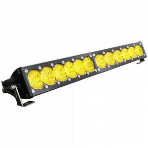 "Baja Designs - OnX6 20"" LED Light Bar - Amber Wide Driving by Baja Designs (45-2014)"