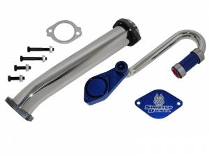 Sinister Diesel EGR Valve/Cooler Upgrade Kit w/ Up Pipe | 2003-2007 Ford Powerstroke 6.0L | Dales Super Store