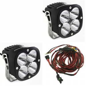 Baja Designs - XL Pro LED Light - Pair Spot by Baja Designs (50-7801)