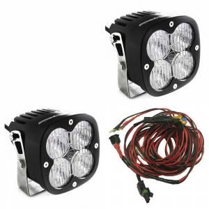 Baja Designs - XL Pro LED Light - Pair Wide Cornering by Baja Designs (50-7805)