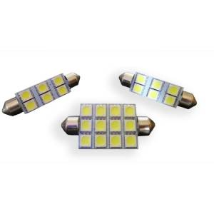 Outlaw Lights Interior LED Dome Lights | EL-FDSD-9915 | 1999-15 Ford Superduty