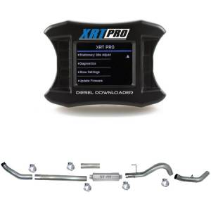 """H&S XRT Pro Race Tuner and 4"""" Turbo Back Single Exhaust 