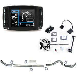 "H&S Mini Maxx Race Tuner & 4"" Turbo Back Single Exhaust 