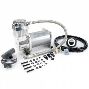 VIAIR 325C Chrome Air Compressor Kit | 32533 | Dale's Super Store