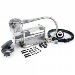 VIAIR 380C 200 PSI Chrome Compressor Kit | 38033 | Dale's Super Store