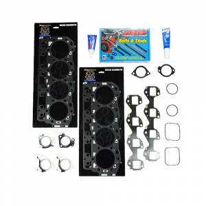 Sinister Head Gaskets & ARP Stud Kit w/Exhaust & Intake Gaskets | 2001-2005 6.6L LB7/LLY Duramax | Dale's Super Store