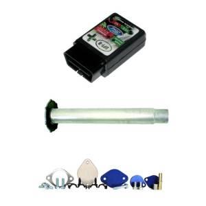"GearBoxZ DPF-R PLUS Programmer, 3.5"" Race Pipe, & EGR Delete Kit | No Bungs | 6.4L Ford Powerstroke 2008-2010 | Dale's Super Store"