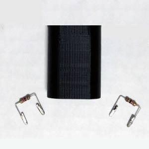 EGR Delete Cap - Resistors for 6.4L EGR Delete Kit w/Intake Elbow | 2008-2011 6.4L Ford Powerstroke | Dale's Super Store