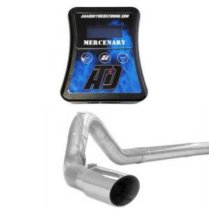 "Anarchy Mercenary EFI Live Autocal Tuner and 4"" Stainless Turbo Back 