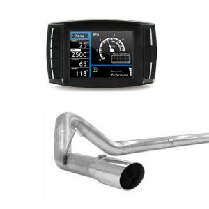"H&S Mini Maxx Race Tuner & 4"" Stainless Downpipe Back 