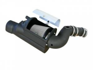 aFe Power - AFE 51-80392 | Magnum FORCE PRO DRY S Stage-2 Si Intake - Ford 6.0L Powerstroke 03-07