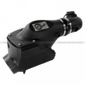 aFe Power - AFE 51-81262 | Magnum FORCE PRO DRY S Stage-2 Si Intake - Ford 6.4L Powerstroke 08-10