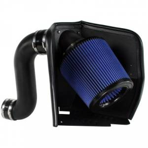 aFe Power - AFE 54-10412 | Magnum FORCE PRO 5R WET Stage-2 Intake - Dodge 5.9L Cummins 03-07