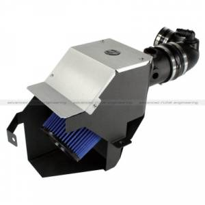 aFe Power - AFE 54-11262 | Magnum FORCE PRO 5R WET Stage-2 Intake - Ford 6.4L Powerstroke 08-10
