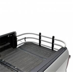 AMP Research - Innovation in Motion - Amp Research BEDXTENDER HD MAX Full Size Deep Bed Trucks Silver Ford F-150 - Standard Bed 2004-'12 >>excludes 2004 Heritage<<