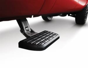 AMP Research - Amp Research 1999-2011 BedStep2 Ford Super Duty Black
