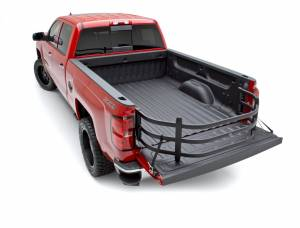 AMP Research - Amp Research BEDXTENDER HD Black Chevrolet Silverado - Standard Bed 2007-'12