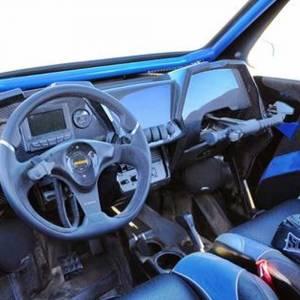 Ride Controller, GlazzKraft, MobArmor RZR Carbon Fiber Dash Package | Dale's Super Store