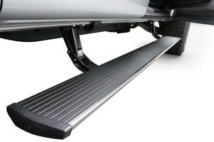 AMP Research - Innovation in Motion - Amp Research PowerStep™ w/ Plug and Play | Ford F-250/F-350/F-450 Regular Cab/SuperCab/CrewCab 2008-2016 | 76134-01A