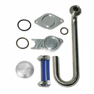 Flo-Pro EGR Cooler & Valve Race Kit w/o Up-Pipe | 6.0L Ford Powerstroke 2003-2007 | EGR61 | Dales Super Store