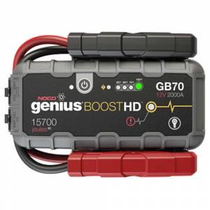 NOCO GB70 Boost HD 2000A 12V Lithium Jump Starter | Dale's Super Store