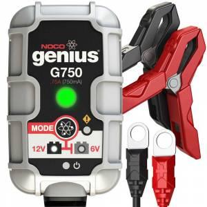 NOCO .75A UltraSafe Smart Battery Charger | 6V & 12V | G750 | Dale's Super Store