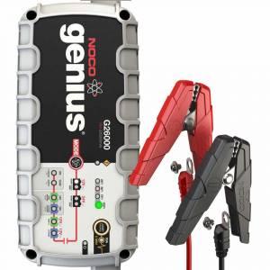 NOCO 26 Amp Pro-Series UltraSafe Smart Battery Charger w/ Jump Charge Engine Start | 12V & 24V | G26000 | Dale's Super Store