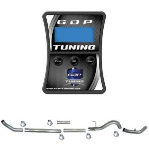 """GDP Tuning EFILive Autocal and 5"""" Turbo Back Single Exhaust 