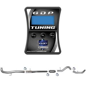 "GDP Tuning EFILive Autocal & 5"" Downpipe Back 