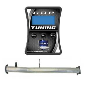 """GDP Tuning EFILive Autocal & 4"""" DPF Race Pipe 