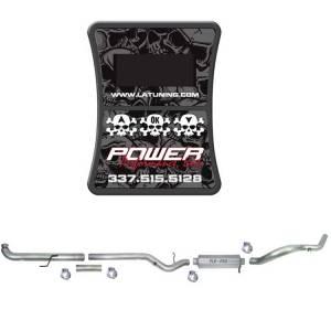 "PPEI EFILive Autocal & 5"" Downpipe Back w/ Muffler   2007.5-2010 6.6L GM Duramax LMM   Dale's Super Store"