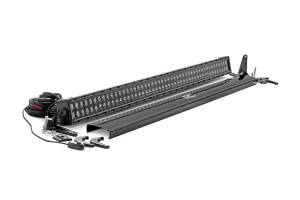 Rough Country 50-Inch Cree LED Light Bar (Dual Row | Black Series) | Dale's Super Store