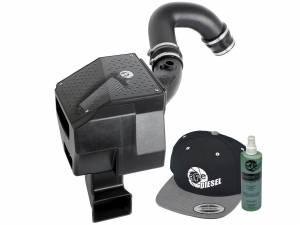 aFe Power Diesel Elite Stage-2 Si Pro Dry S Cold Air Intake System | 2004-2005 6.6L GM Duramax LLY | Dale's Super Store