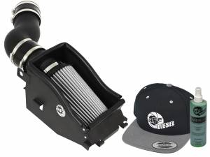 aFe Power Diesel Elite Stage-2 Pro Dry S Cold Air Intake System | 1999-2003 7.3L Ford Powerstroke | Dale's Super Store