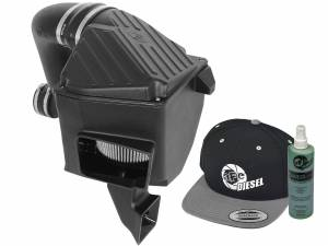 aFe Power Diesel Elite Stage-2 Si Pro Dry Cold Air Intake System | 2007-2009 6.7L Cummins | Dale's Super Store