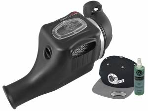 aFe Power Diesel Elite Momentum HD Pro DRY S Cold Air Intake System | 2003-2007 6.0L Ford Powerstroke | Dale's Super Store