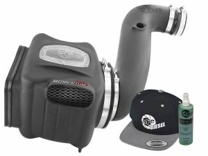 aFe Power Diesel Elite Momentum HD Pro DRY S Cold Air Intake System | 2006-2007 6.6L GM Duramax LBZ | Dale's Super Store