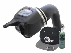 aFe Power Diesel Elite Momentum HD Pro DRY S Cold Air Intake System | 2003-2007 5.9L Dodge Cummins | Dale's Super Store