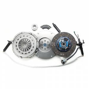 South Bend Clutch Kit w/Flywheel for 2005-2017 5.9L & 6.7L Dodge Ram Cummins | Dale's Super Store