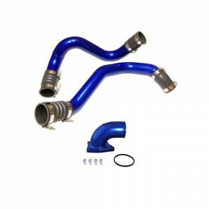 Outlaw Diesel Intercooler Charge Pipes & Intake Elbow | 2003-2007 6.0L Ford Powerstroke | Dale's Super Store