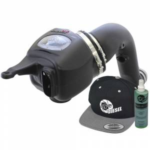 aFe Power Diesel Elite Momentum HD Pro DRY S Cold Air Intake System | 2010-2012 6.7L Dodge Cummins | Dale's Super Store