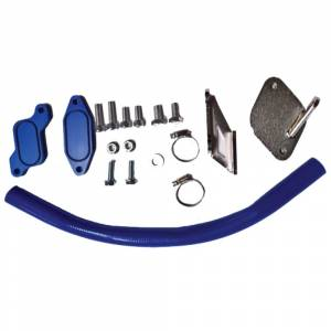 Outlaw Diesel EGR Valve/Cooler Delete Kit for 6.6L GM Duramax LBZ 06-07 | Dale's Super Store